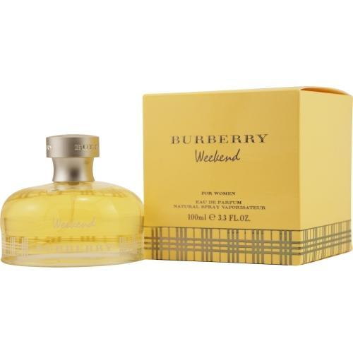 BURBERRY - Burberry Weekend para mujer / 100 ml Eau De Parfum Spray