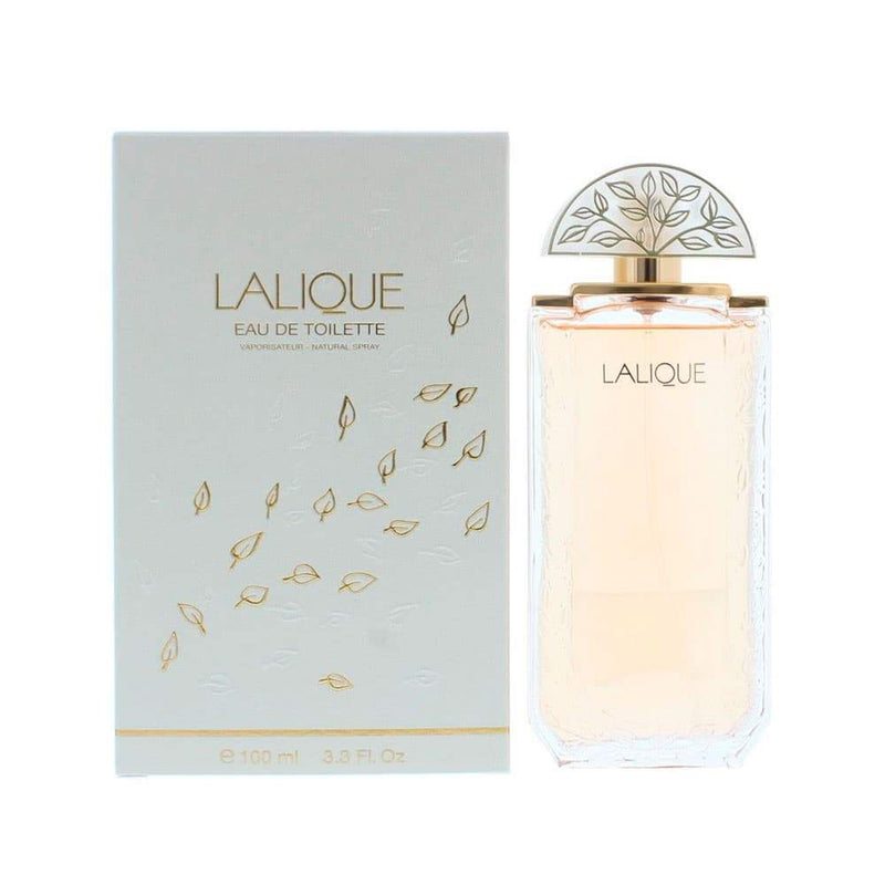 LALIQUE - Lalique para mujer / 100 ml Eau De Toilette spray