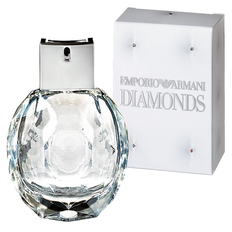 GIORGIO ARMANI - Emporio Armani Diamonds para mujer / 100 ml Eau De Parfum Spray