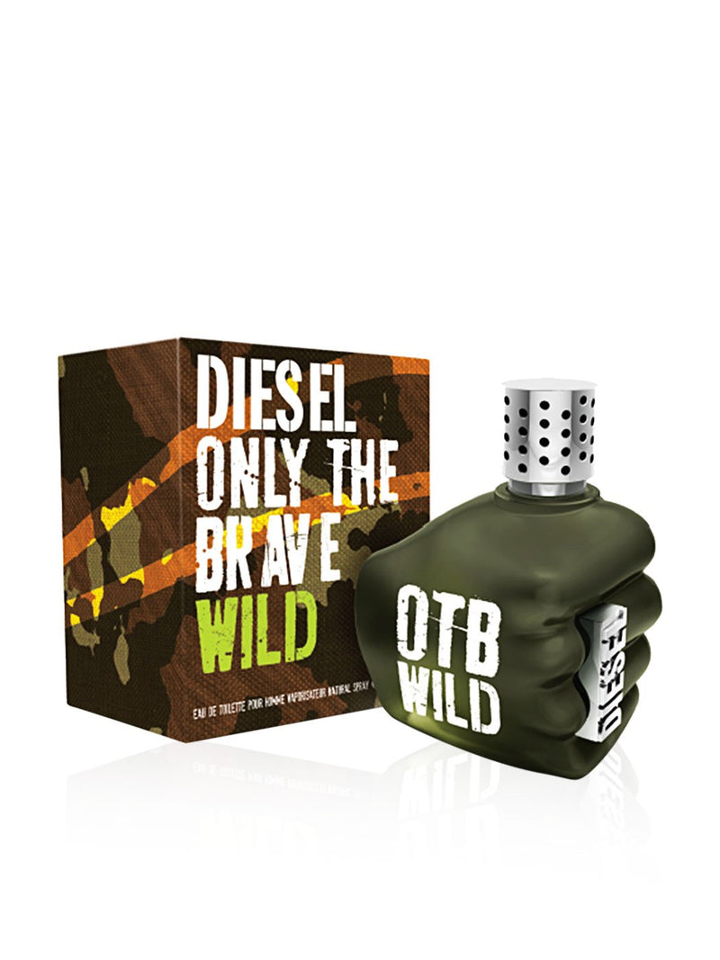 DIESEL - Diesel Only The Brave Wild para hombre / 125 ml Eau De Toilette Spray