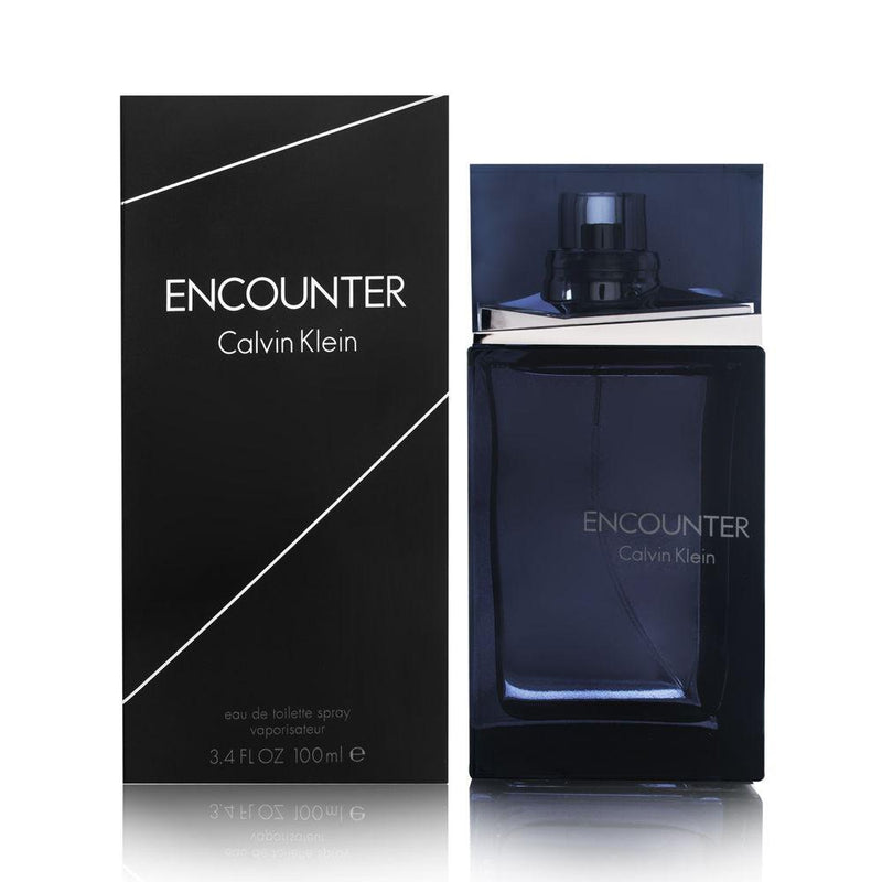 CALVIN KLEIN - Encounter para hombre / 100 ml Eau De Toilette Spray
