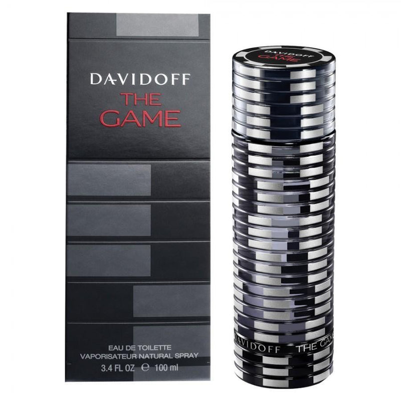 The Game para hombre / 100 ml Eau De Toilette Spray