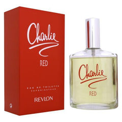 REVLON - Charlie Red para mujer / 100 ml Eau De Toilette Spray