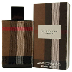 BURBERRY - Burberry London para hombre / 100 ml Eau De Toilette Spray