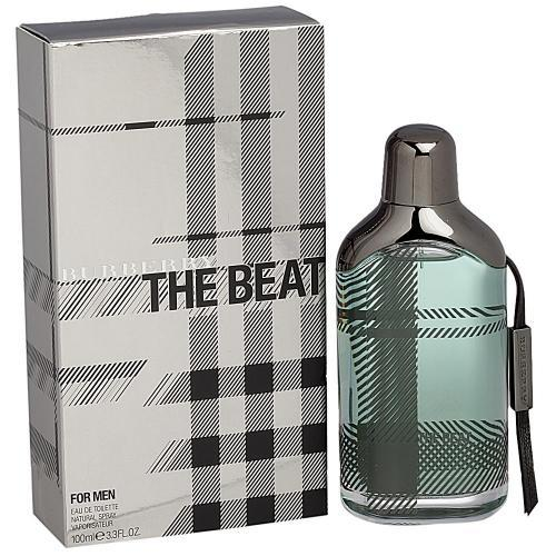 BURBERRY - Burberry The Beat para hombre / 100 ml Eau De Toilette Spray