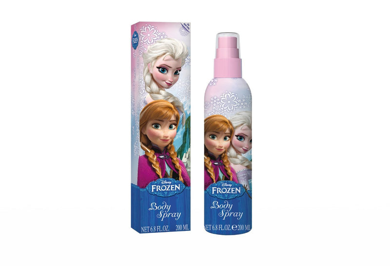 DISNEY - Frozen para mujer / 200 ml Body Mist Spray