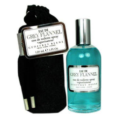 GEOFFREY BEENE - Eau Grey Flannel para hombre / 120 ml Eau De Toilette Spray