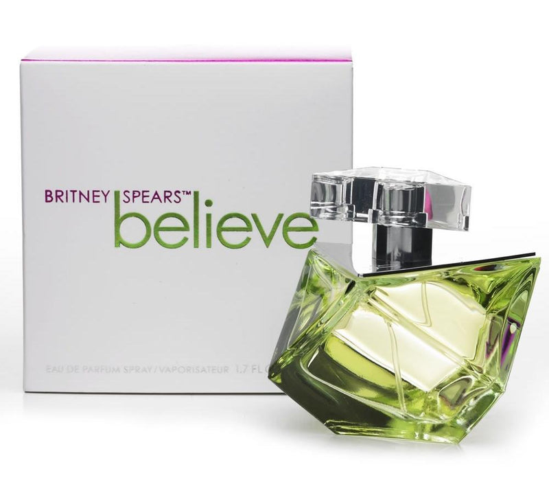 BRITNEY SPEARS - Believe para mujer / 100 ml Eau De Parfum Spray