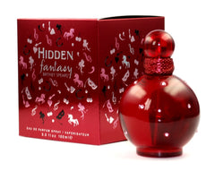 BRITNEY SPEARS - Fantasy Hidden para mujer / 100 ml Eau De Parfum Spray
