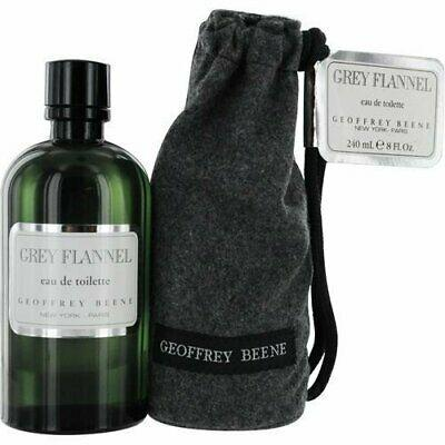 GEOFFREY BEENE - Grey Flannel para hombre / 240 ml Eau De Toilette Spray