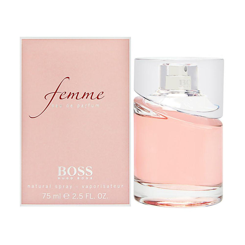 HUGO BOSS - Boss Femme para mujer / 75 ml Eau De Parfum Spray