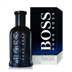 HUGO BOSS - Boss Bottled Night para hombre / 100 ml Eau De Toilette Spray