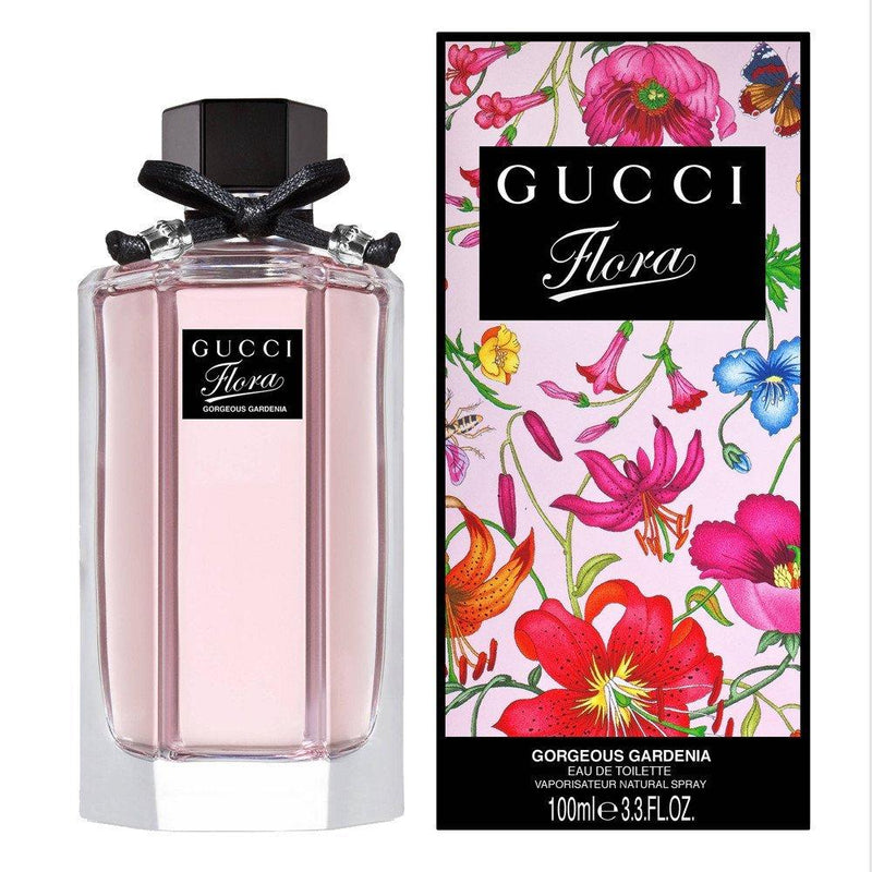 GUCCI - Flora by Gucci Gorgeous Gardenia para mujer / 100 ml Eau De Toilette Spray