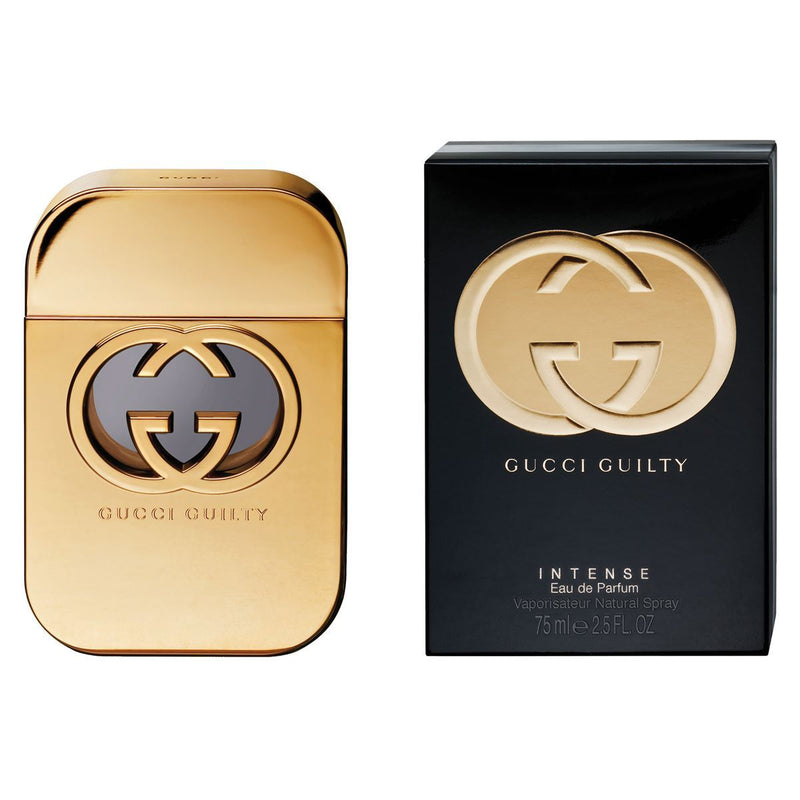 GUCCI - Gucci Guilty Intense para mujer / 75 ml Eau De Parfum Spray