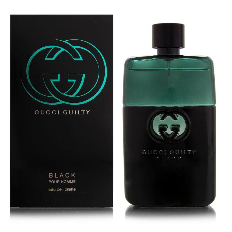 GUCCI - Gucci Guilty Black para hombre / 90 ml Eau De Toilette Spray