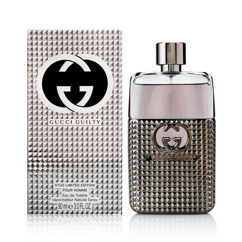 GUCCI - Gucci Guilty Stud para hombre / 90 ml Eau De Toilette Spray