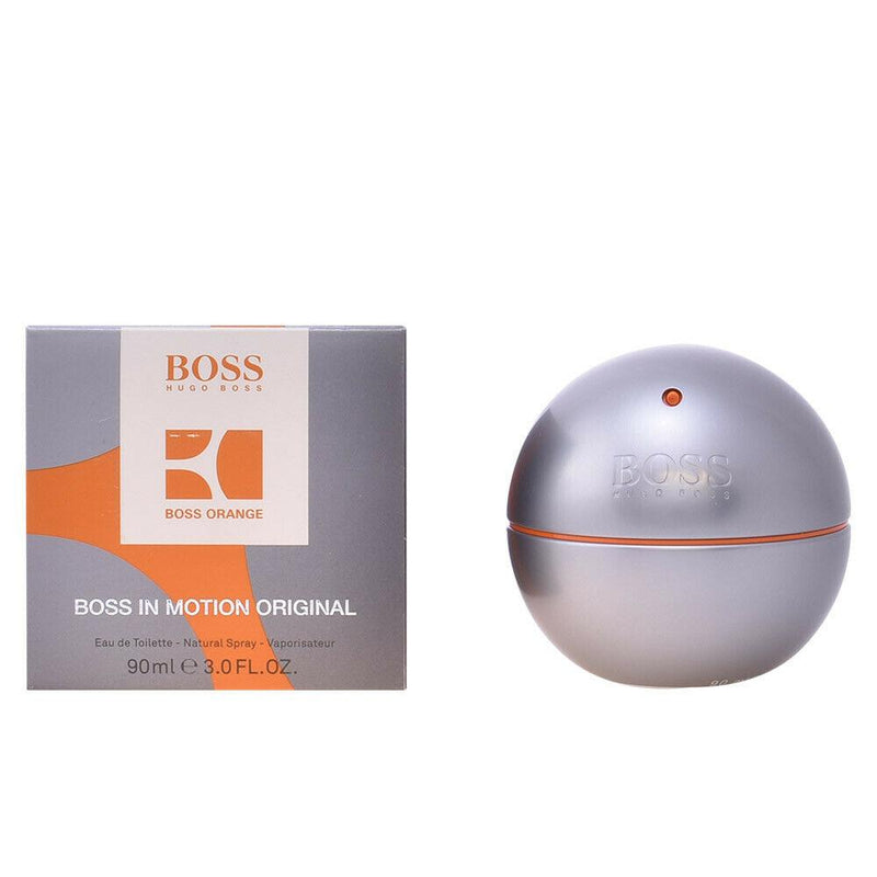 HUGO BOSS - Boss In Motion para hombre / 90 ml Eau De Toilette Spray