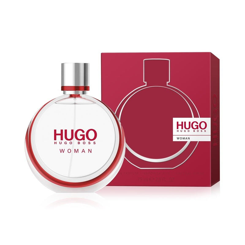 HUGO BOSS - Hugo Woman para mujer / 75 ml Eau De Parfum Spray