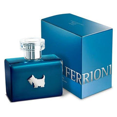 FERRIONI - Terrier Blue para hombre / 100 ml Eau De Toilette Spray
