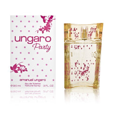 EMANUEL UNGARO - Ungaro Party para mujer / 90 ml Eau De Toilette Spray