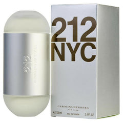CAROLINA HERRERA - 212 NYC para mujer / 100 ml Eau De Toilette Spray