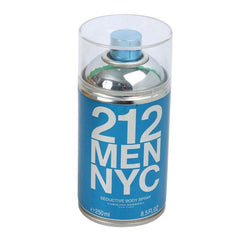 CAROLINA HERRERA - 212 Men NYC para hombre / 250 ml Body Spray Spray