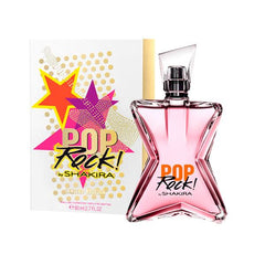 SHAKIRA - Shakira Pop Rock para mujer / 80 ml Eau De Toilette Spray
