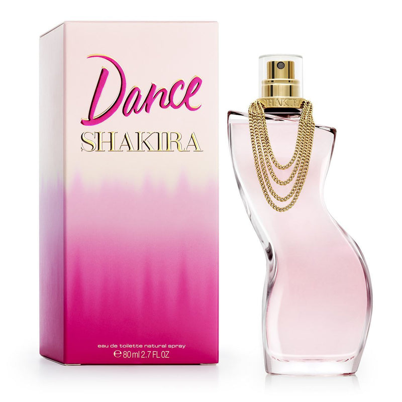 SHAKIRA - Shakira Dance para mujer / 80 ml Eau De Toilette Spray