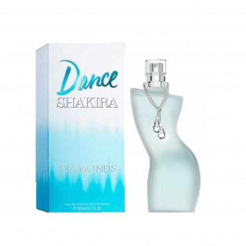 SHAKIRA - Shakira Dance Diamonds para mujer / 80 ml Eau De Toilette Spray