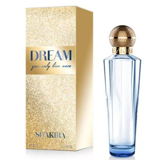 SHAKIRA - Shakira Dream para mujer / 100 ml Eau De Toilette Spray