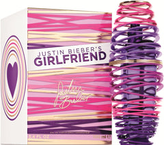 JUSTIN BIEBER - Girlfriend para mujer / 100 ml Eau De Parfum Spray