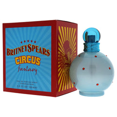 BRITNEY SPEARS - Fantasy Circus para mujer / 100 ml Eau De Parfum Spray