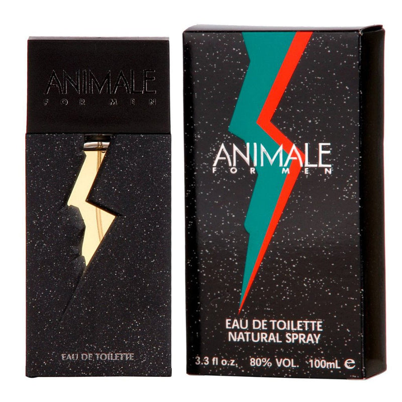 ANIMALE - Animale para hombre / 100 ml Eau De Toilette Spray