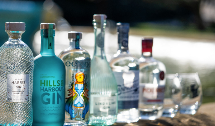 Celebrate Easter Weekend at The Scottish Gin Festival!