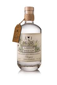 Garden Shed Drinks Co Gin