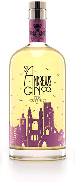 Grapefruit - St Andrews Gin