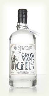 The Crow Man's Gin - Kelso Gin Co.