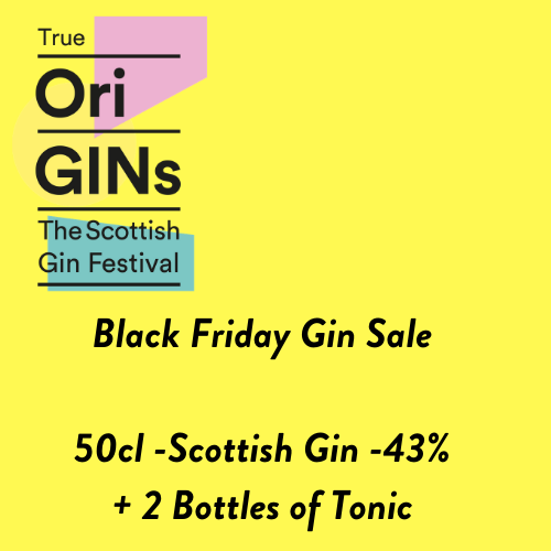 Black Friday - 50cl - Gin Deal
