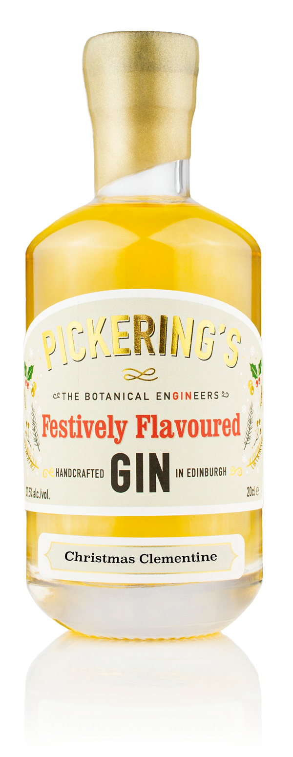 Pickering's Christmas Clementine Festive Gin