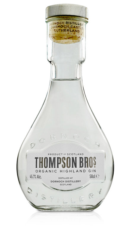 Thompson Brothers Organic Highland Gin