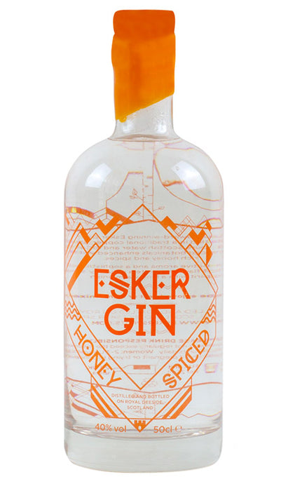 Honey Spiced - Esker Gin