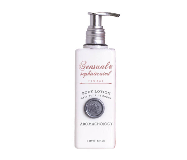 Sophisticated and Sensual Floral Pearl Body Lotion