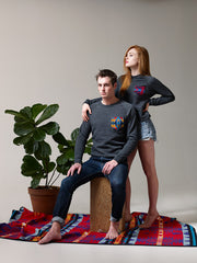 Unisex Extra Soft Sweater With Pendleton Patch