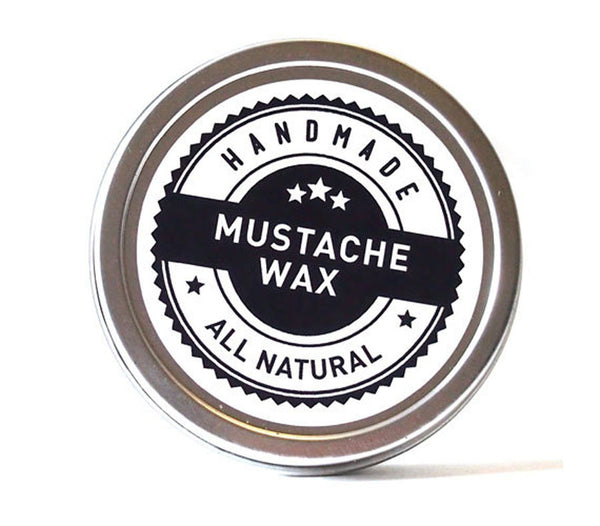Natural and Organic Mustache/Moustache Wax
