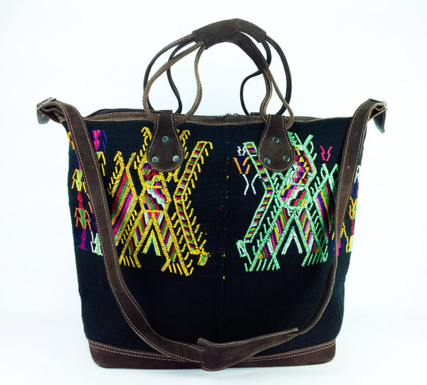 Black Magic Long Day Bag