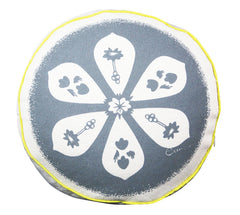 Blossom Round Cushion