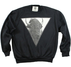 Black Spirit Sweater: The Buffalo