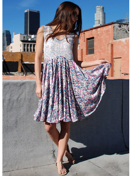 Twirl Confetti Dress