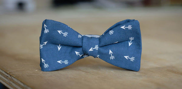 Halsey Arrows Bow Tie