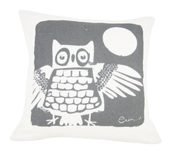 Mr. Hoo Cushion